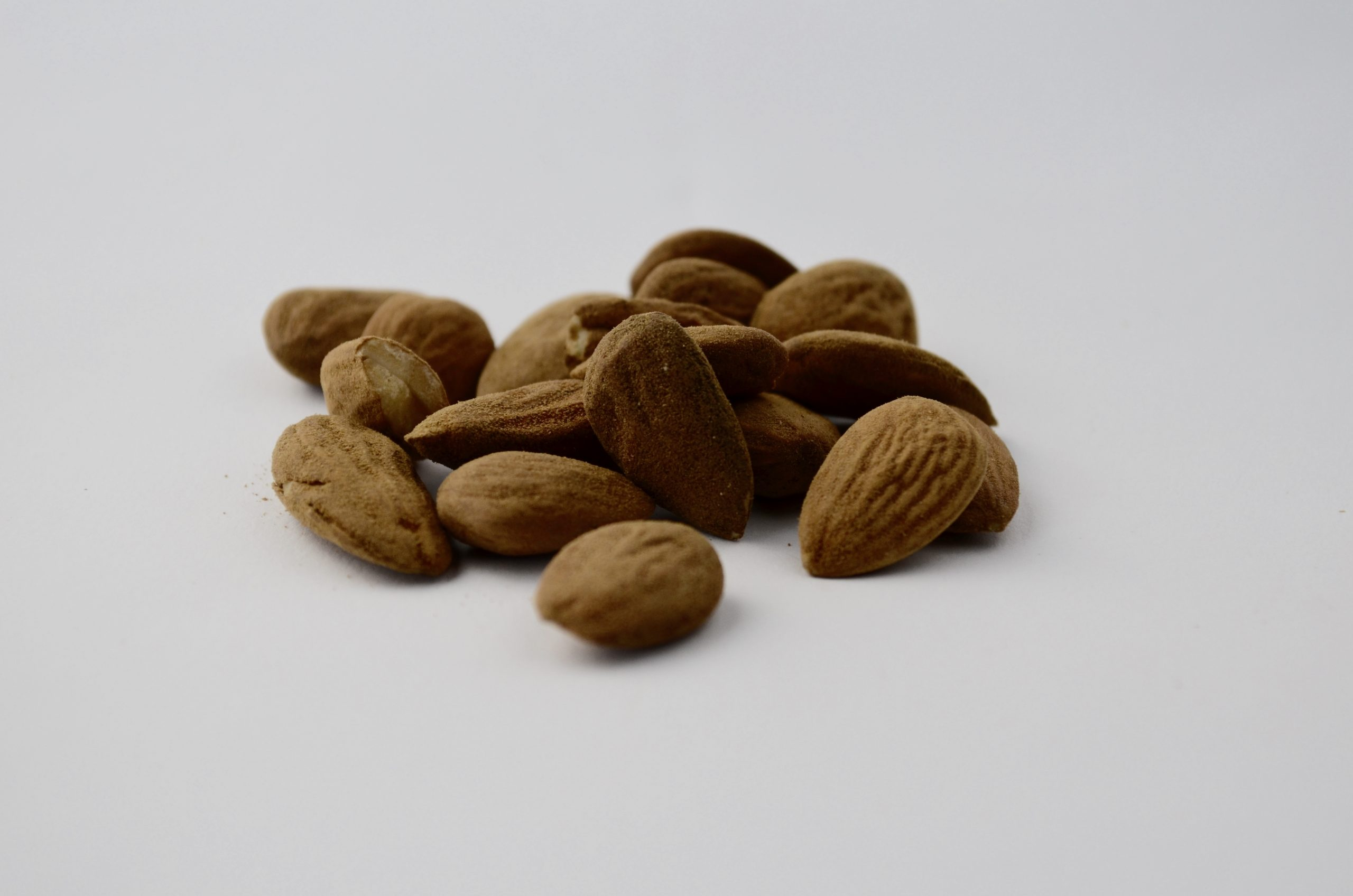 This is an image of our loose almonds