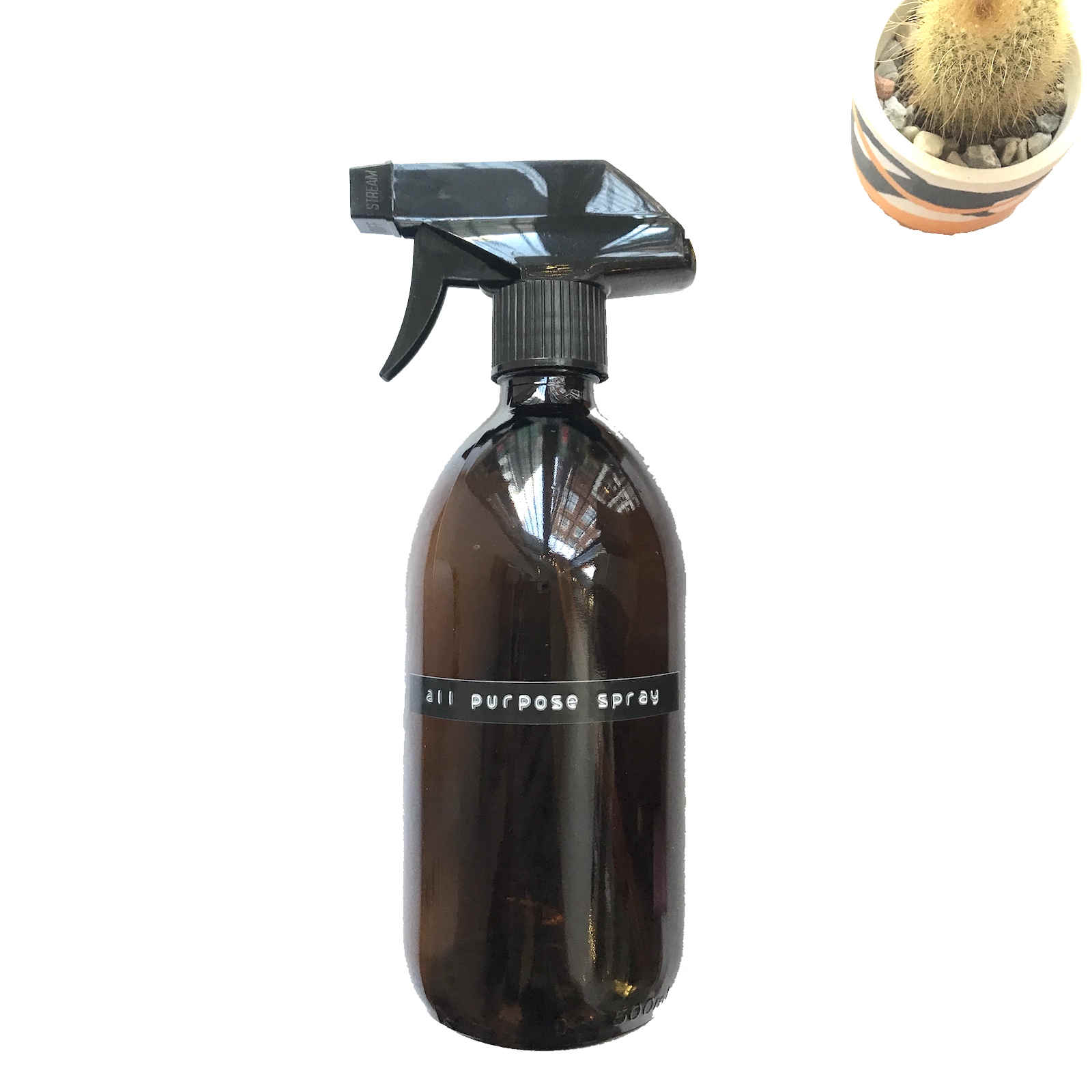 Produce image of fill all purpose cleaner spray refill