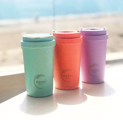 Product image for reusable huskihome cups