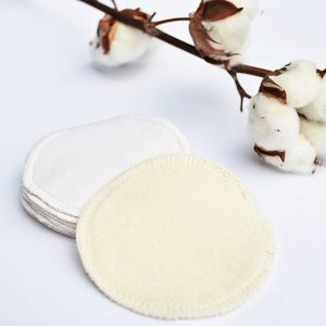 Product image for reusable, washable make-up pads
