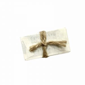This is an image of our set of 10 safety razor blades for use with our reusable razors