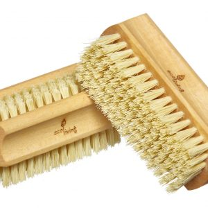 Product image for wooden nail brush