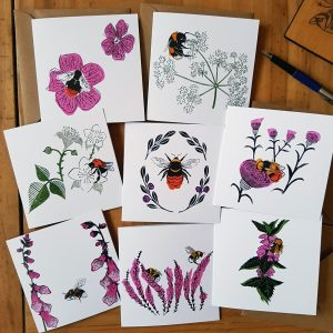 Eco-friendly greetings cards