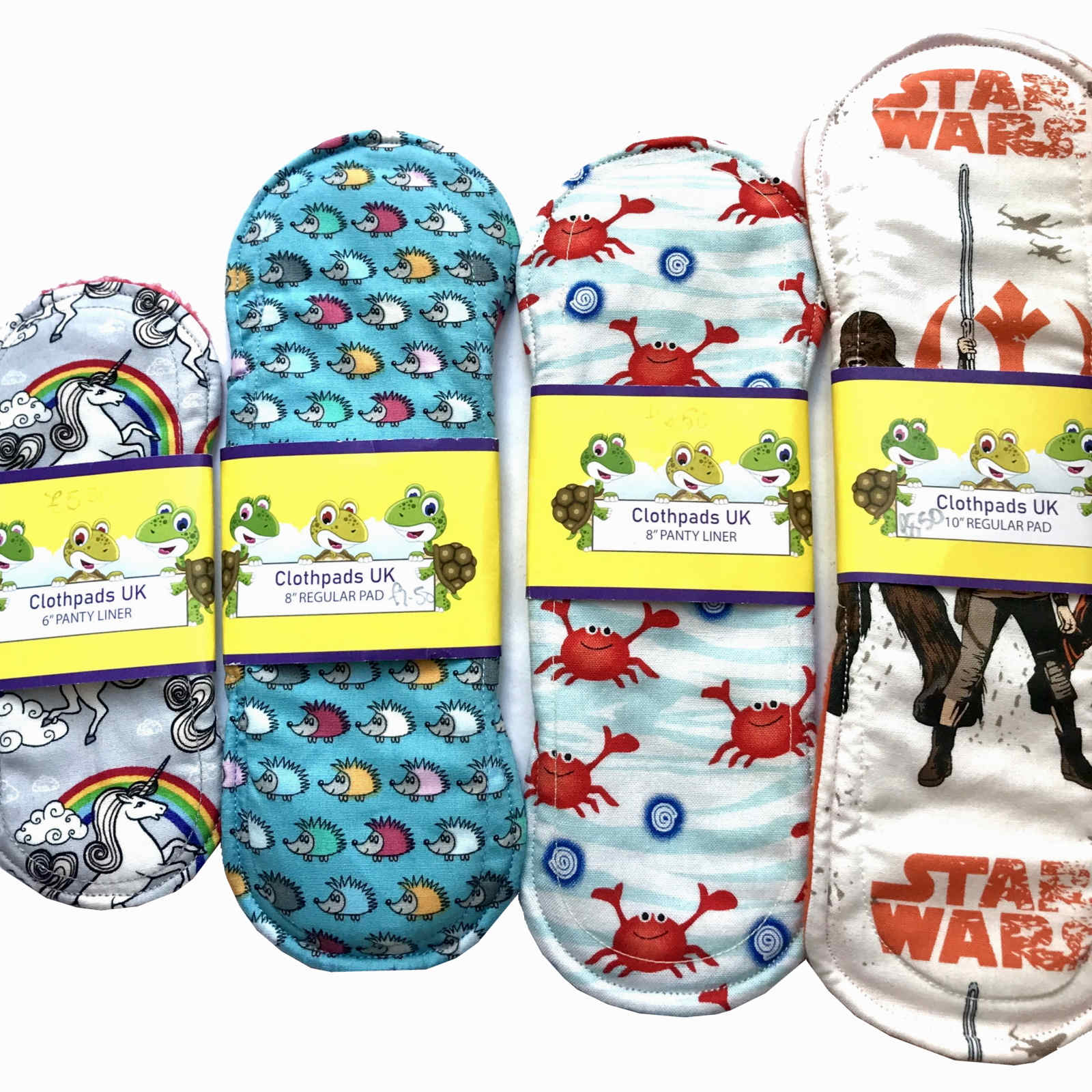 Product image for cloth pads uk