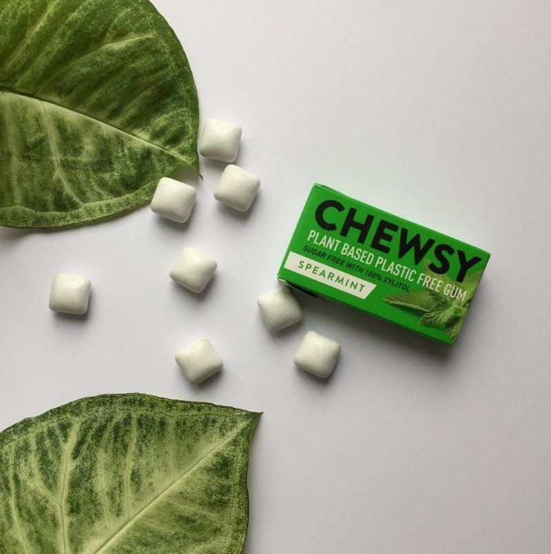 Product image for plant based chewsy chewing gum