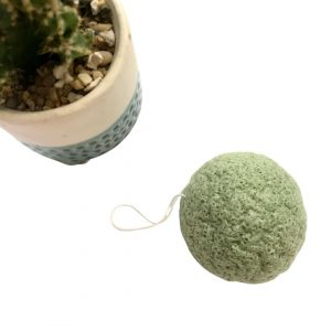 Product image for natural konjac sponge