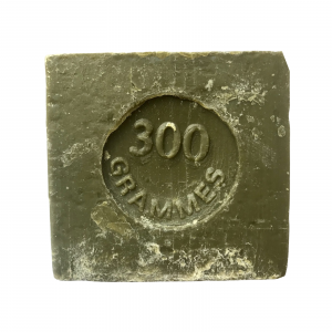 A product image of traditional Marseille soap