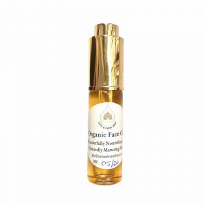 Product image for organic face oil
