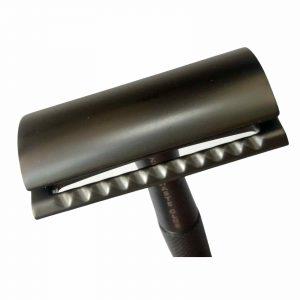 An image of our Zero Waste Club, Gun metal razor