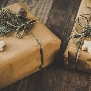 Eco-gift wrapping options