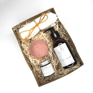 Product image for Glowing Skin zero waste gift set