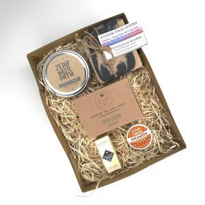 Product image for bodycare zero waste gift kit