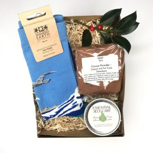 Product image for zero waste gift hygge set