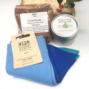 Product image for zero waste hygge gift set