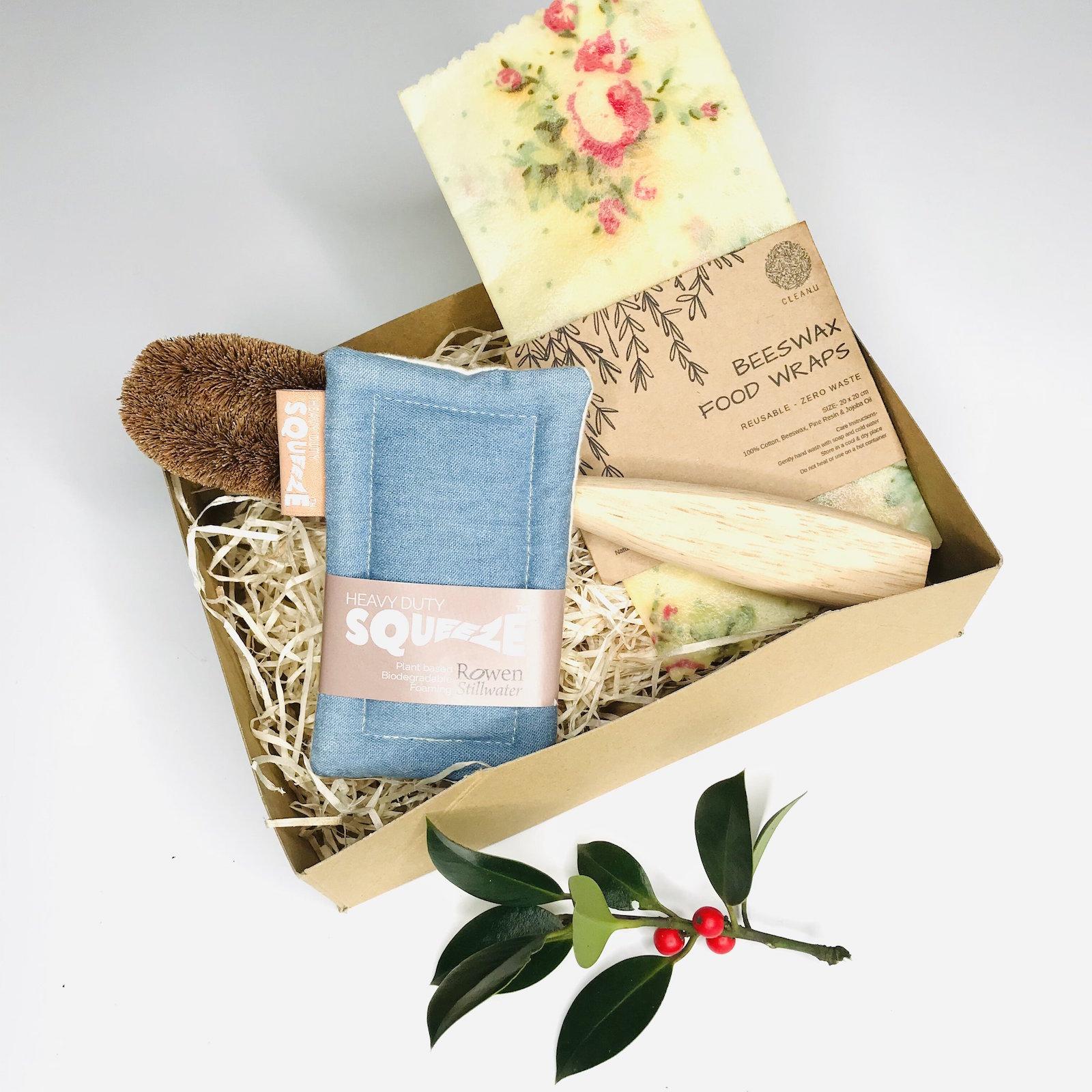 Product image for zero waste kitchen starter kit