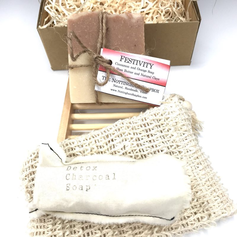 Product image for zero waste soap lovers gift set