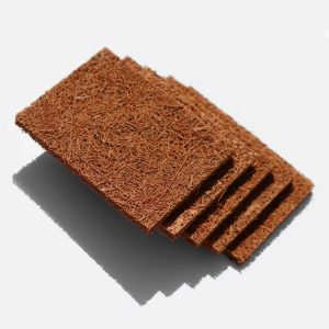 Product image for compostable coconut dish scrubber