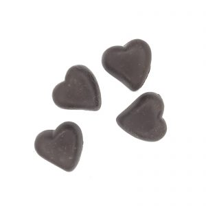 Product image for Love Potion No. 9, Raw Chocolate Co organic hearts