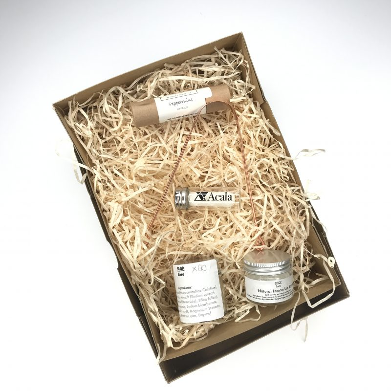 Product image for happy smile toothcare zero waste gift kit