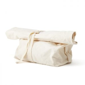 Product image for reusable cotton bread bag