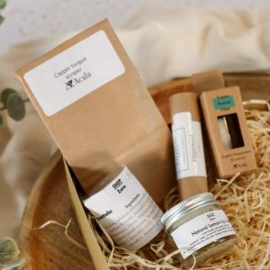 Product image for our zero waste happy smile gift kit