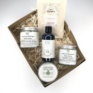 Product image for zero waste home pampering gift kit