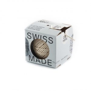 product image of a box of recycled cotton twine