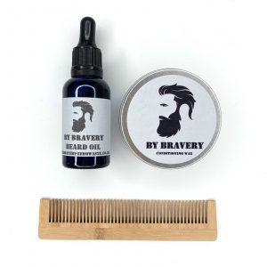 Product image of our Zero Waste Beard Kit