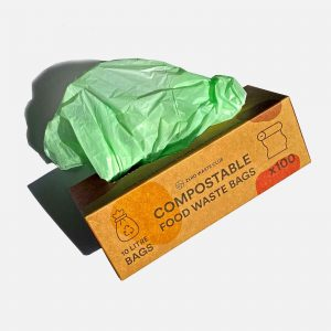 Product image for biodegradable bin bags pack