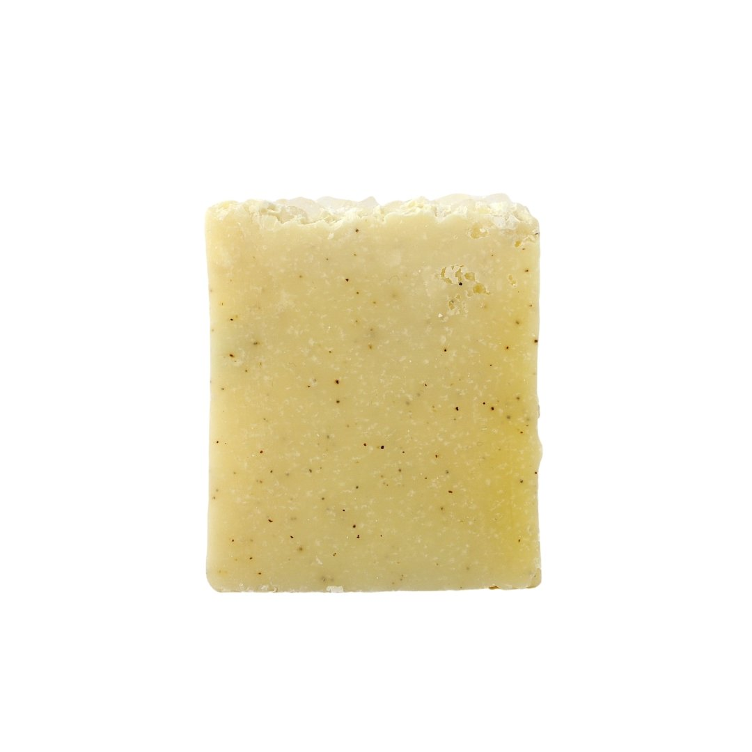 Product image of Sea Kelp and Salt Scrub Soap by Acala